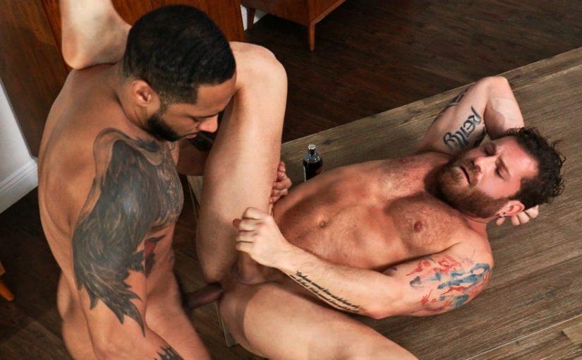 Loaded: Muscle Fuck!, Scene #02