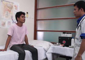 Asian Boys Barebacking Medical Exam