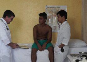 Mike, Josh and Vahn