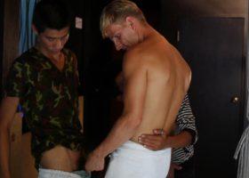 Kinky Bi, Gray and Dominic